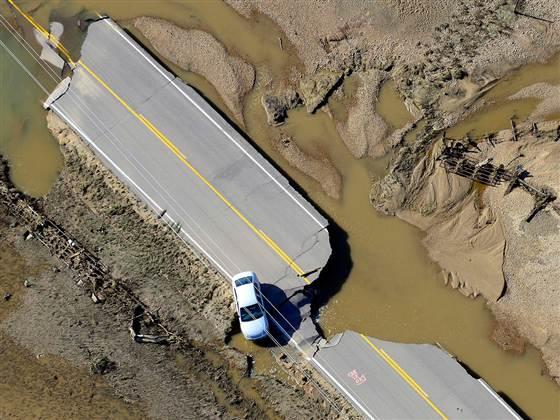 flooding highway