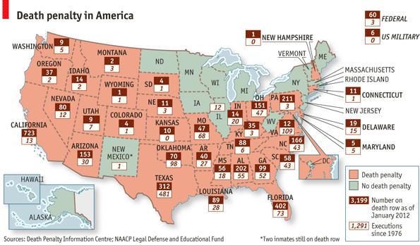 death penalty in america