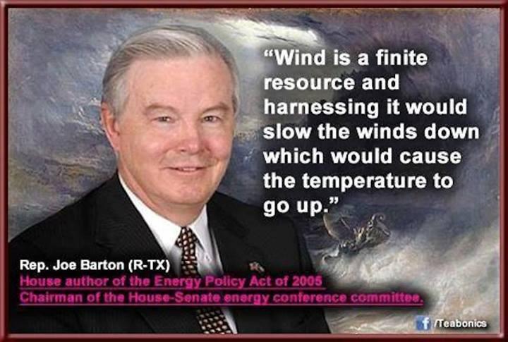 Joe Barton harnessing the wind