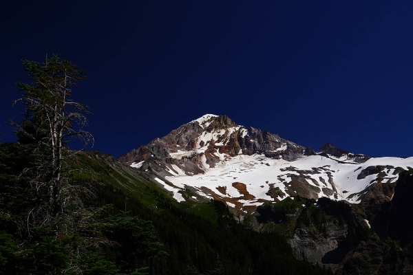 Mt. Hood in Summer