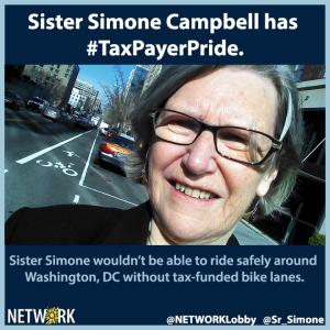 Sister Simone has TPP