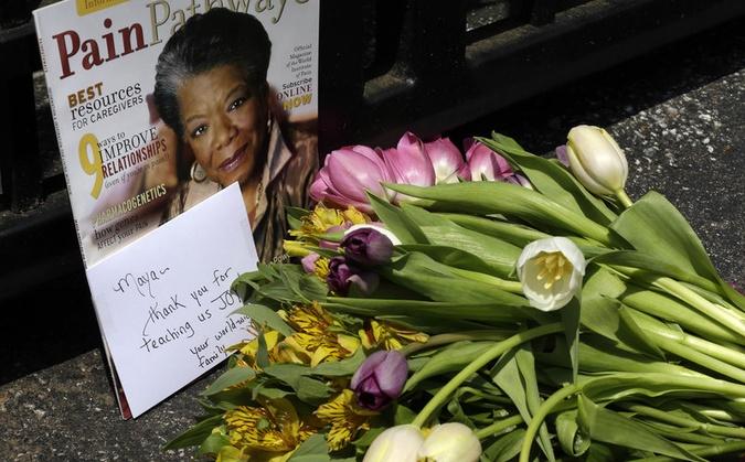 Maya Angelous