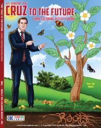 cruz coloring book