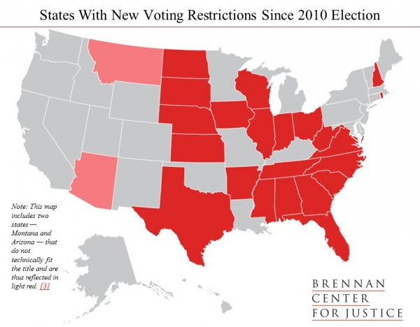 voting restrictions