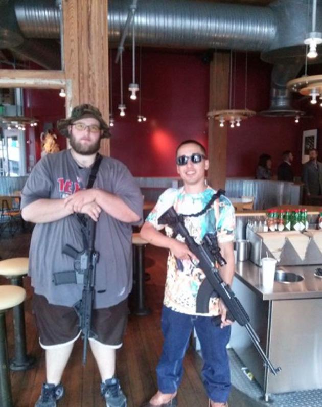 gun open carry