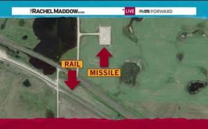 train missile
