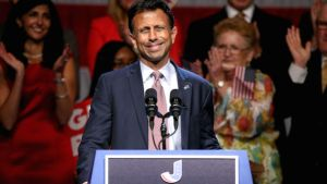 Bobby Jindal big smile
