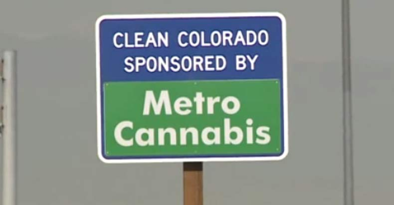 Marijuana-Businesses-Donate-Big-Bucks-To-Clean-Up-Highways-In-Colorado