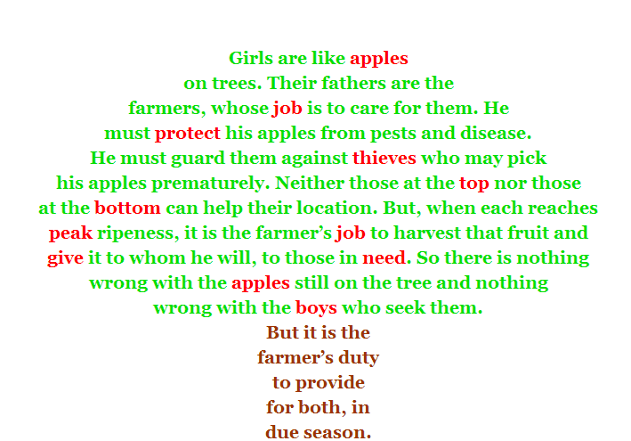 Girls-are-like-apples-on-trees
