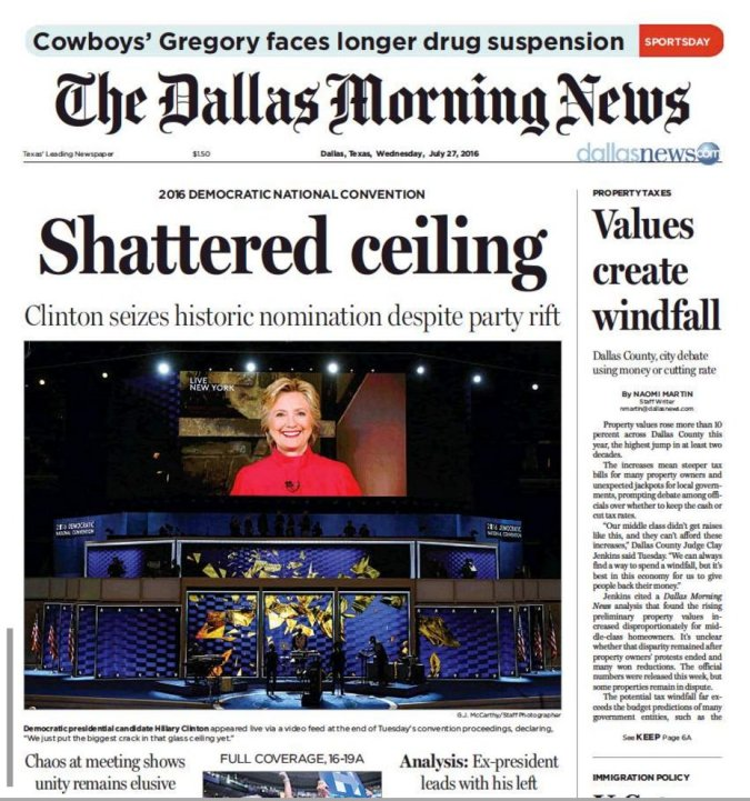 Dallas Morning News