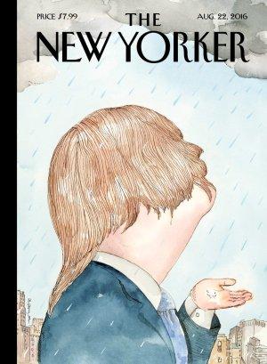 Trump - New Yorker - left