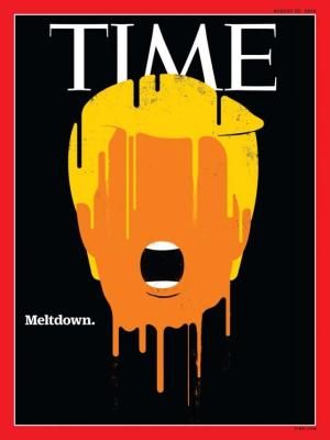 Trump - Time cover