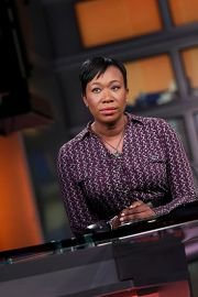 NEW YORK, NY - February 27: Behind the scenes at MSNBC. (Photos by Charles Ommanney/ Reportage by Getty Images)